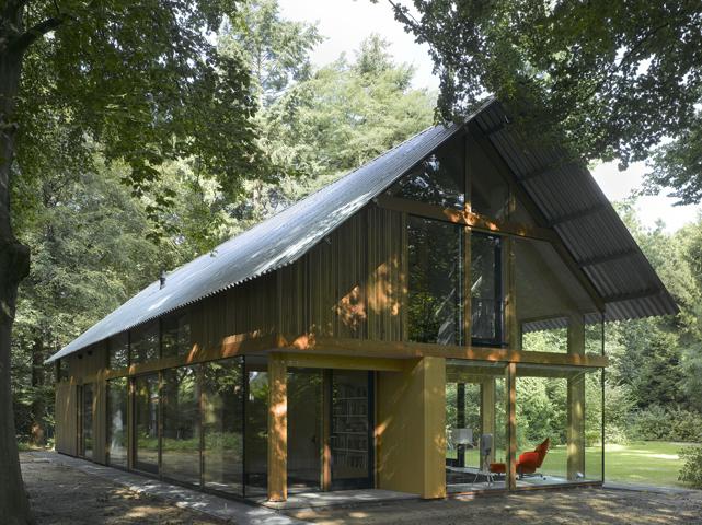 Villa Schipper De Leeuw Dp6 Architectuurstudio Archello