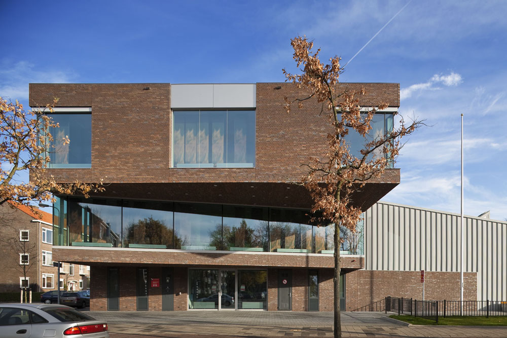Fire station rijswijk jeanne dekkers architectuur archello