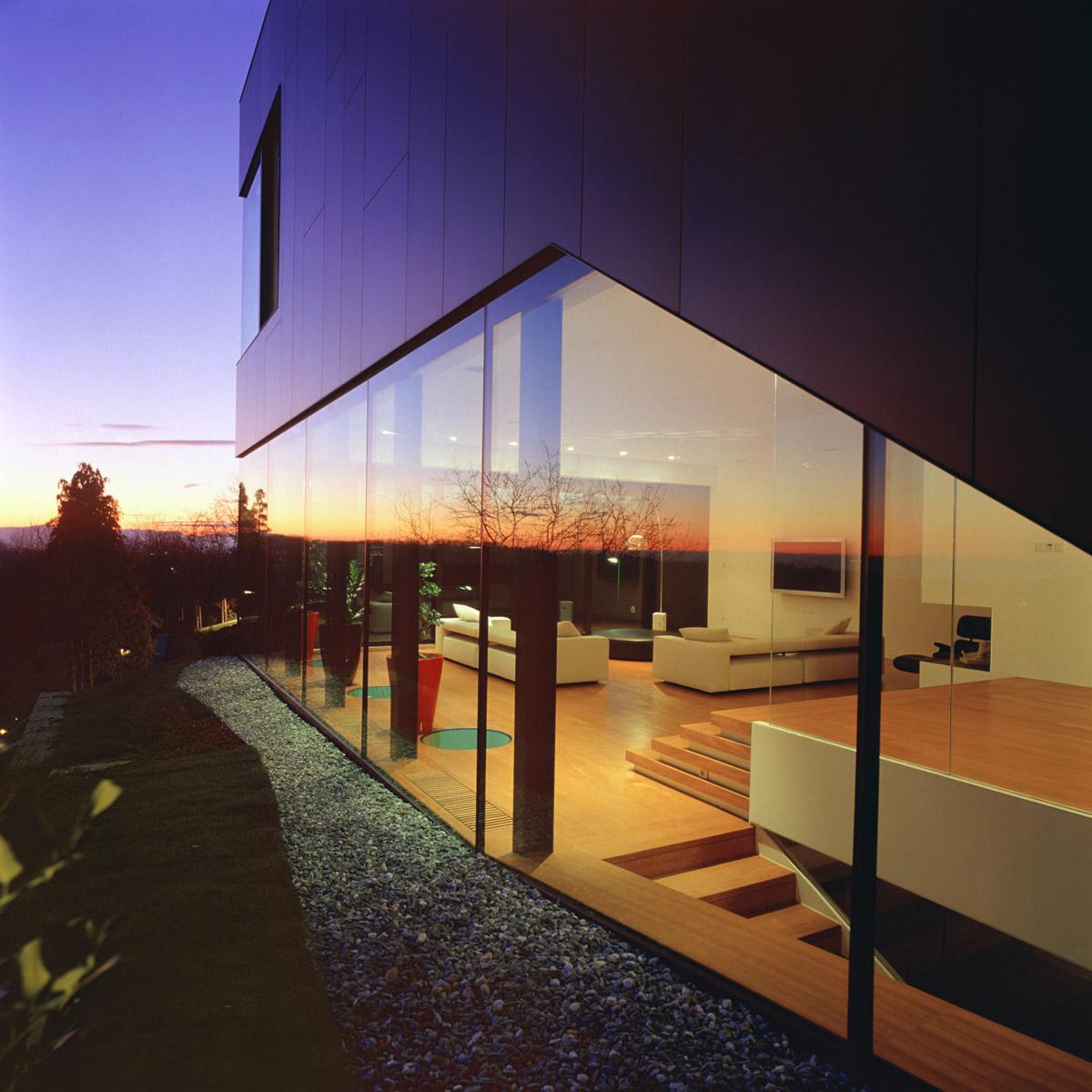 House N 3lhd Archello,Modern Luxury Simple Living Room Lighting Design