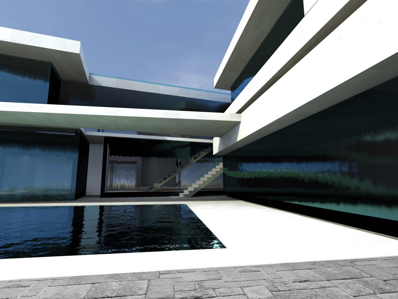 Architettura And Design luxury house in qatar | claudio catalano architettura
