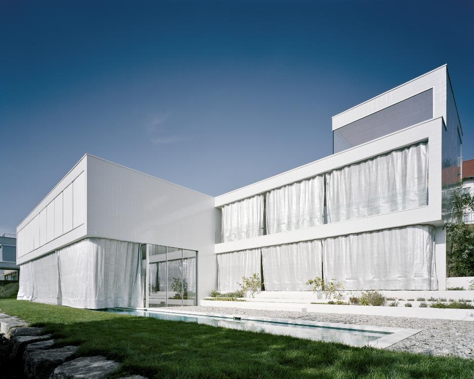 Haus mit Atelier