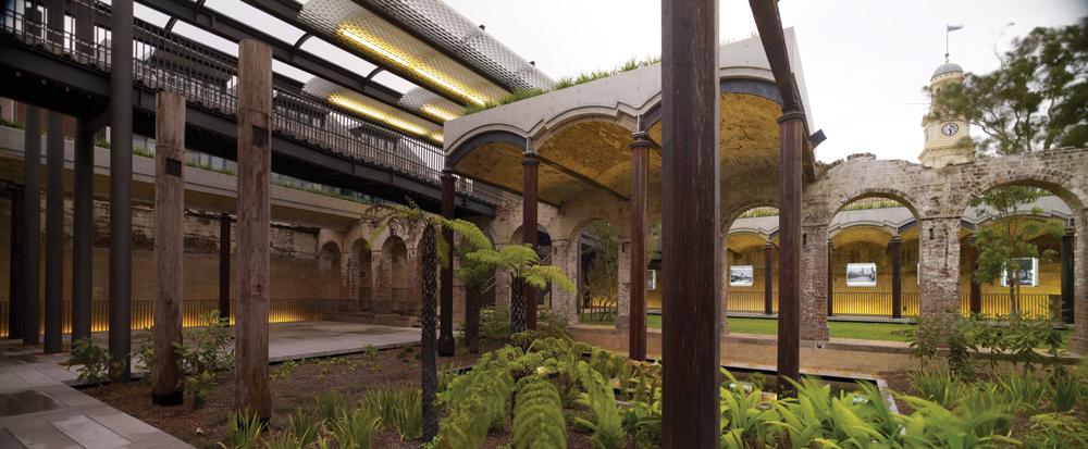 Paddington Reservoir Gardens