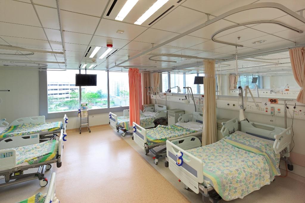 Typical 6-Bedroom Ward