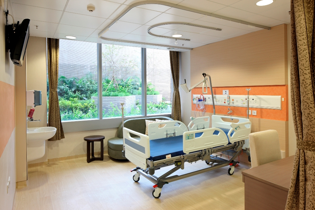Typical Private Ward