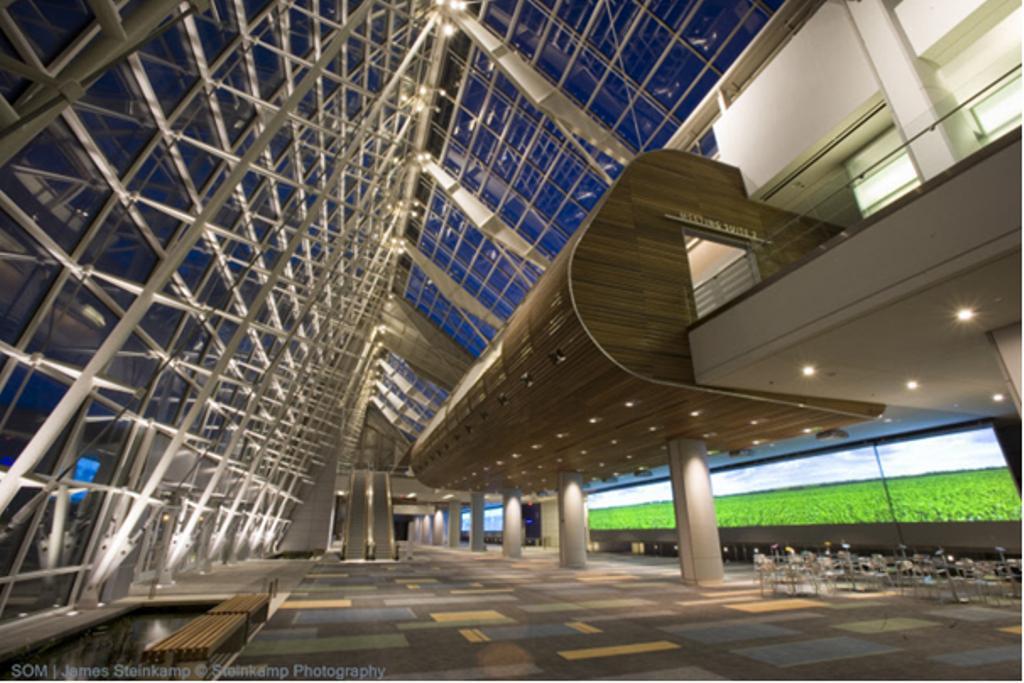 Virginia Beach Convention Center Skidmore Owings