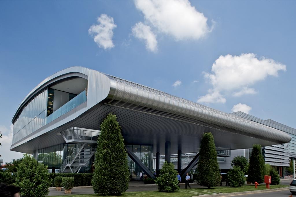Ferrari Headquarters Hunter Douglas Architectural Archello