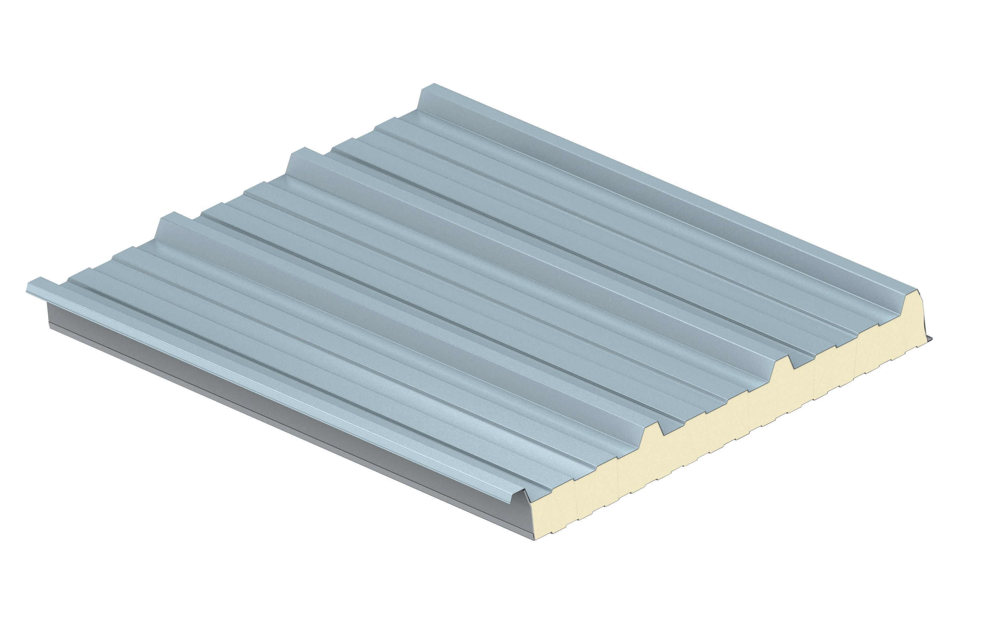Rw Insulated Panel Roof System By Kingspan Group Plc