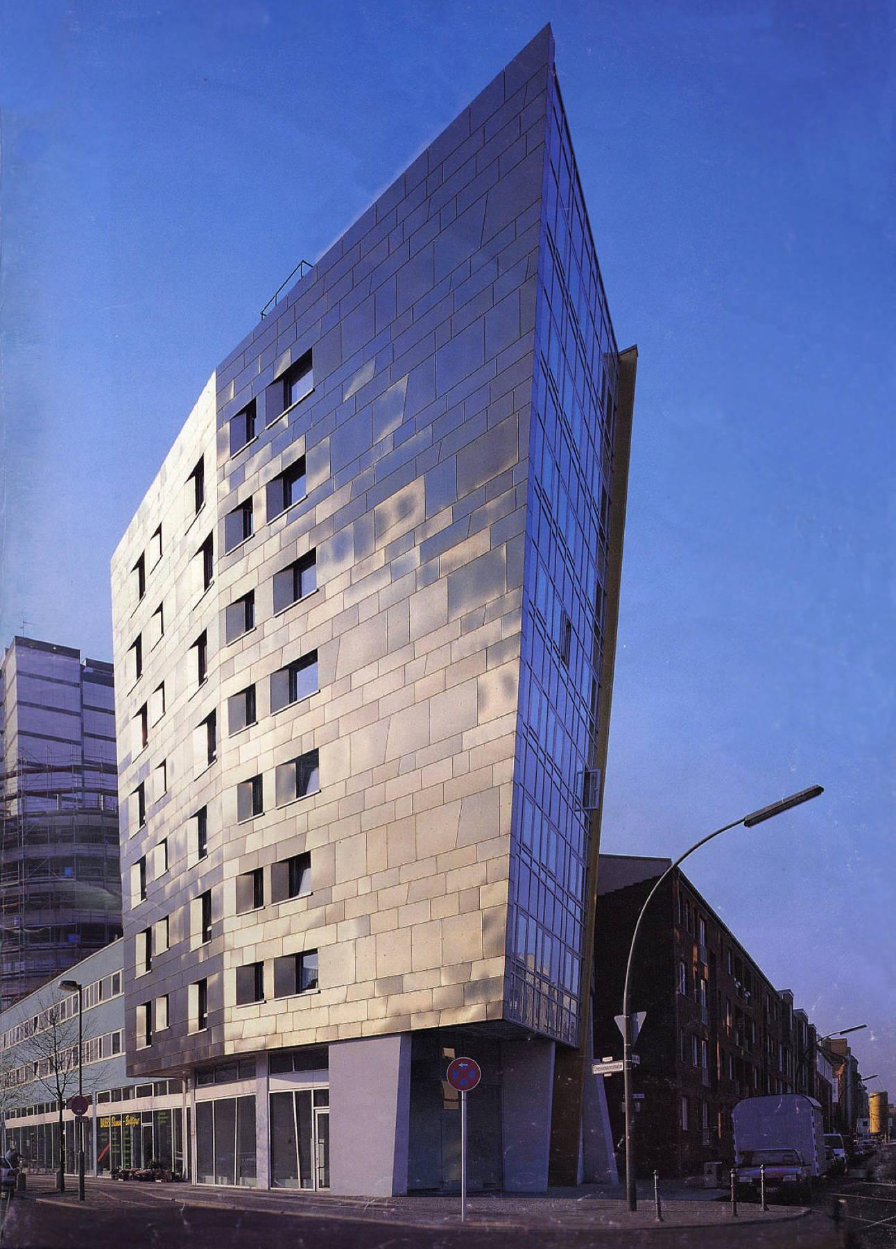 Iba Housing Zaha Hadid Architects Archello