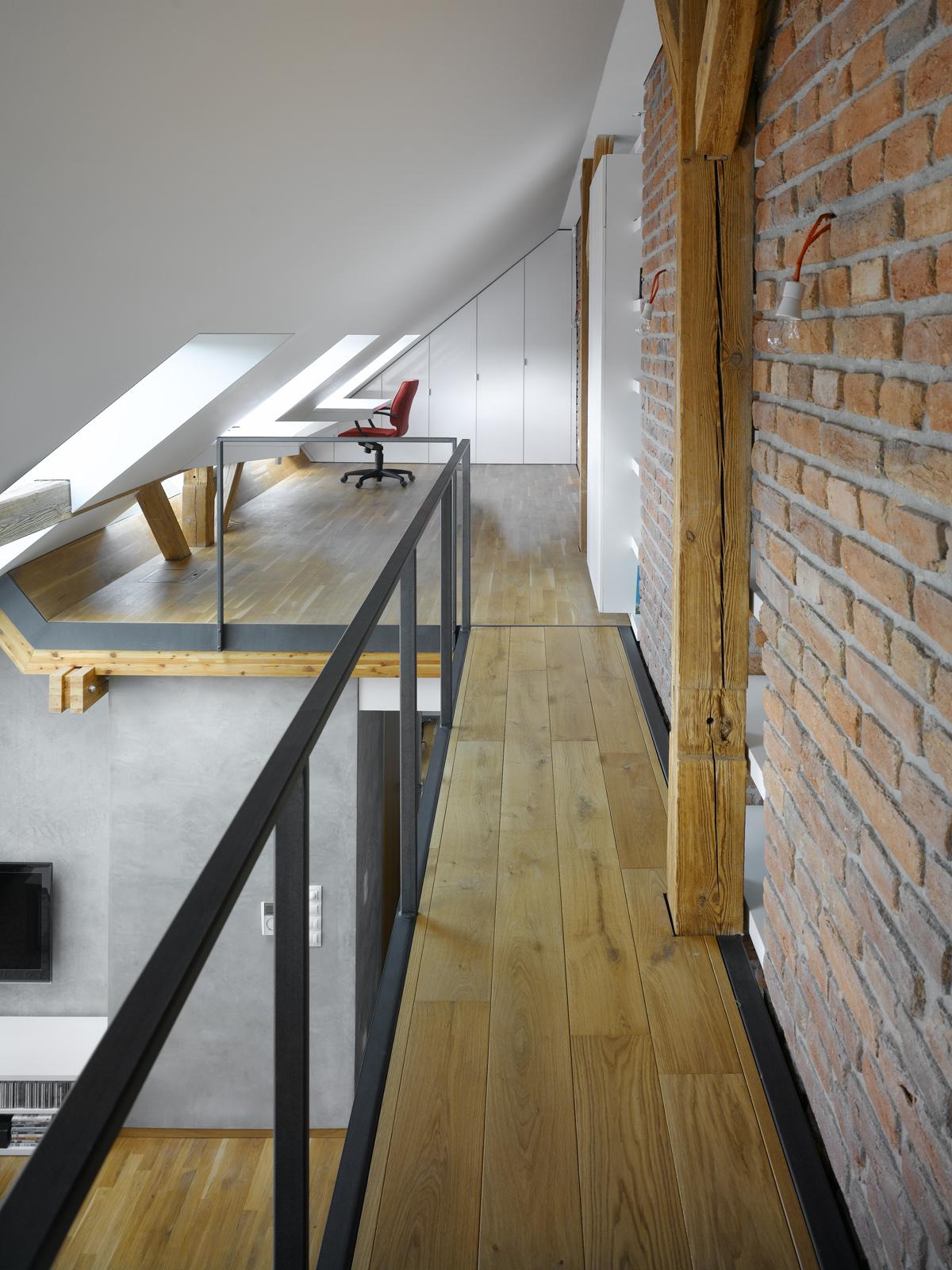 Mini Loft Apartment Idhea Archello