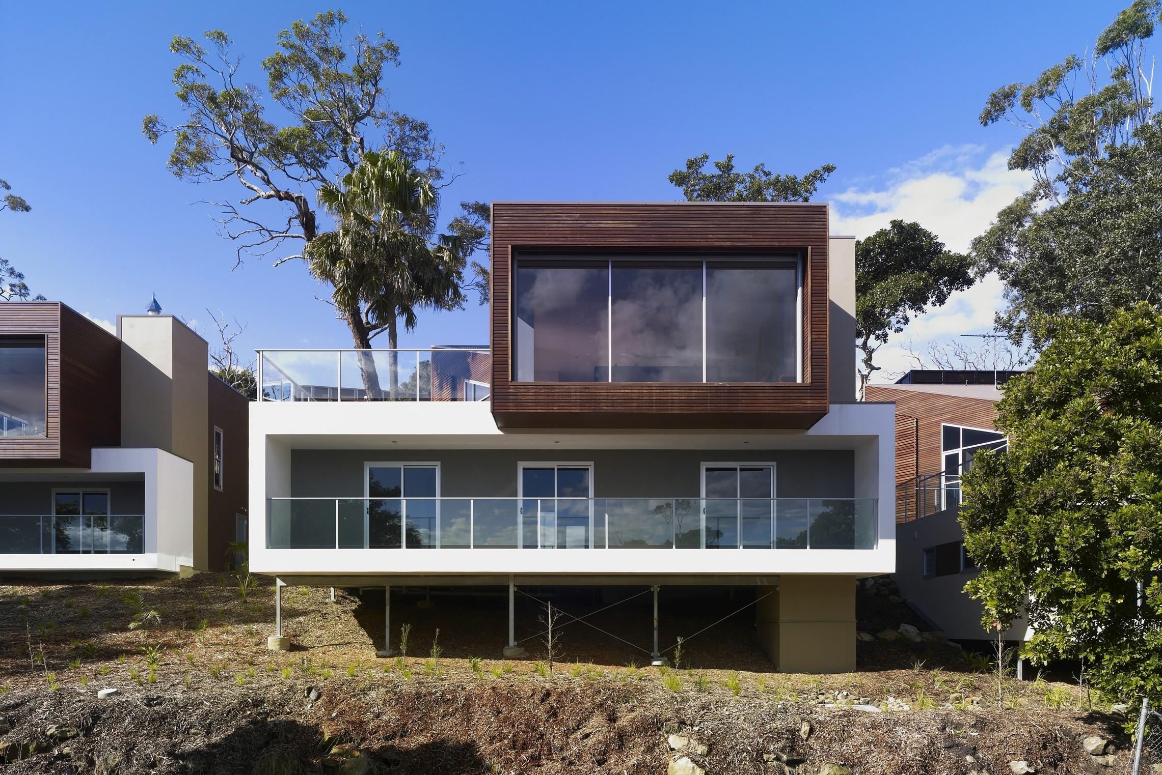 Elandra Beach Houses Tony Owen Partner
