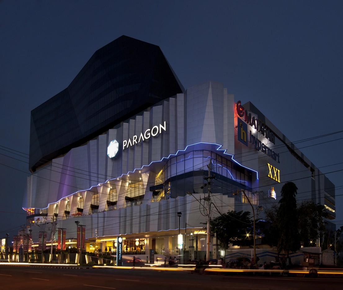 Paragon City Spark Architects Archello