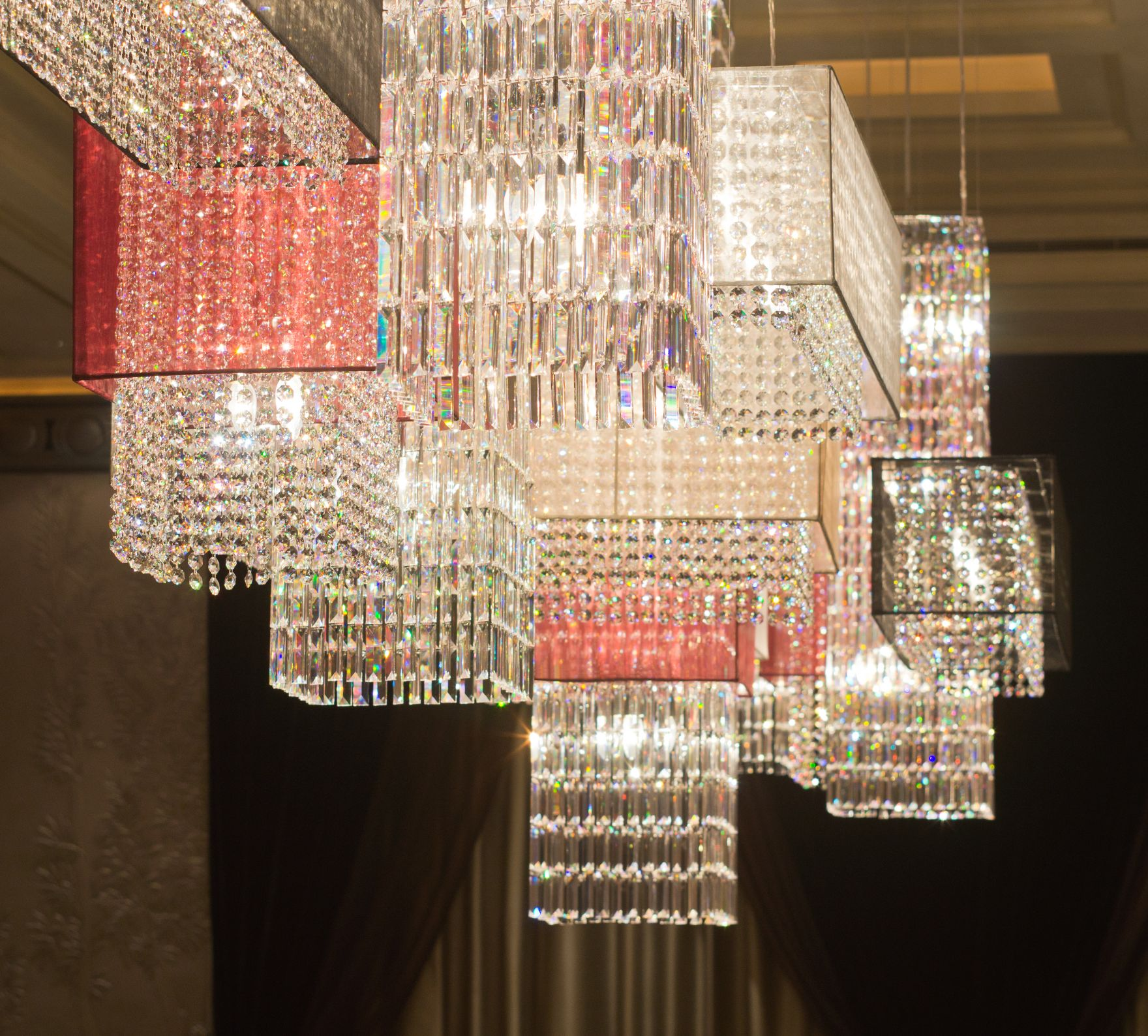 Classical oriental chandeliers by windfall gmbh archello aloadofball Gallery