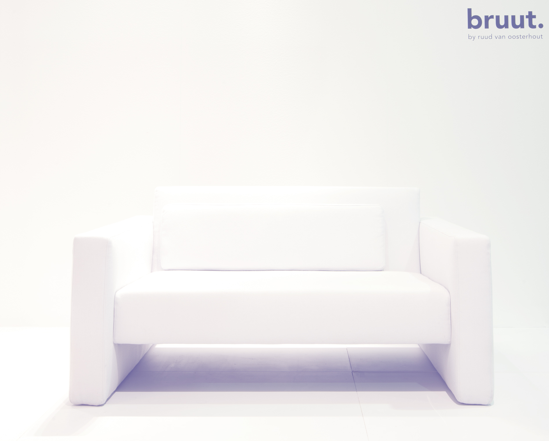 sofa delaneau by Bruut | Archello