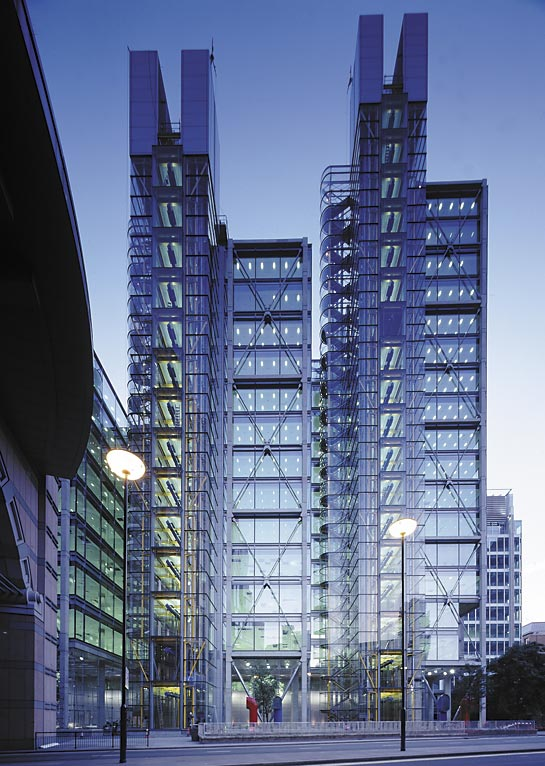 88 Wood Street Rogers Stirk Harbour Partners Archello
