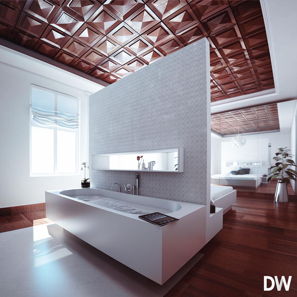 Masterbedroom view 1