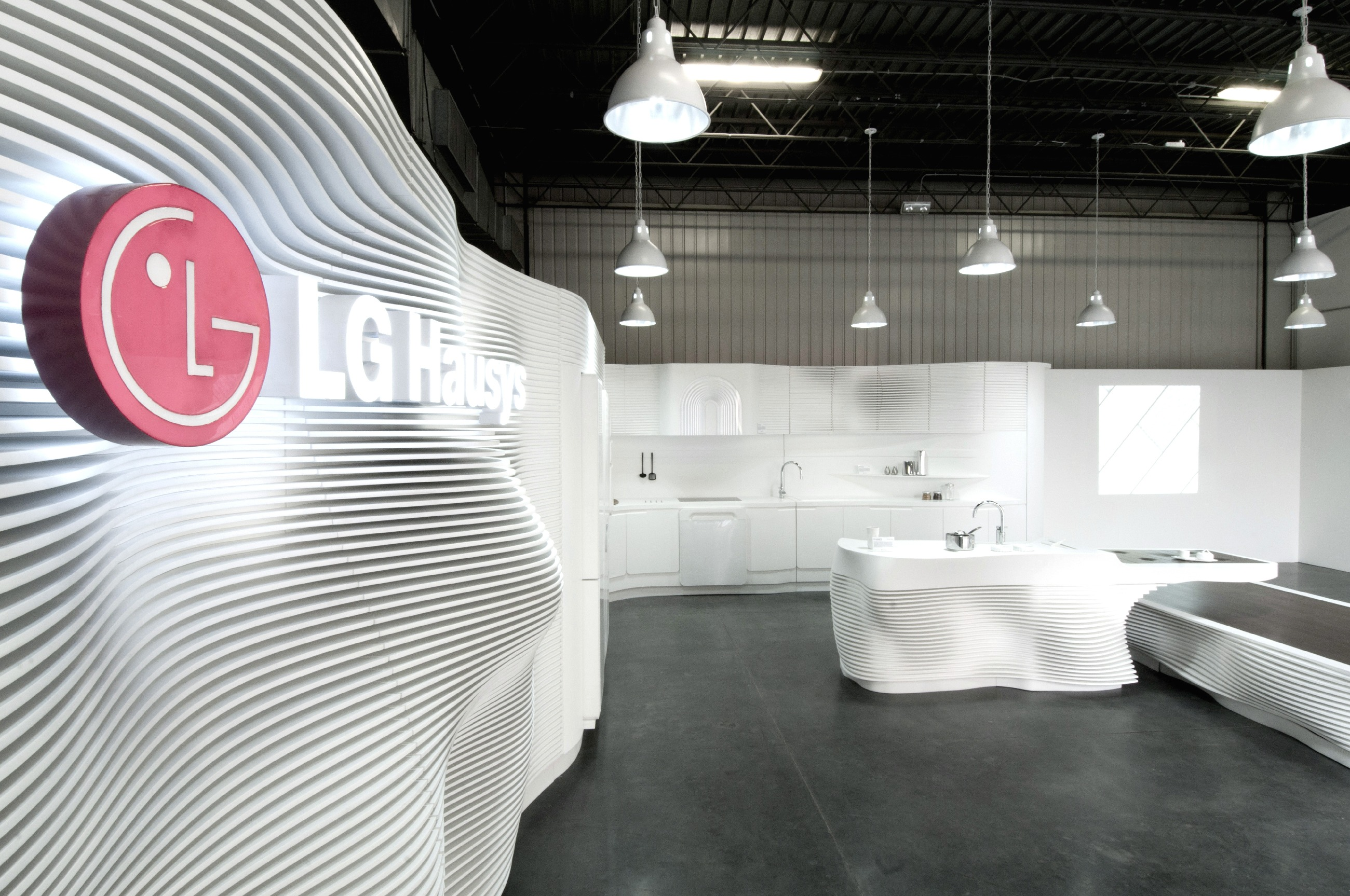 Exhibition Stand Design Decor Sl : Hi macs is ready and excited for design