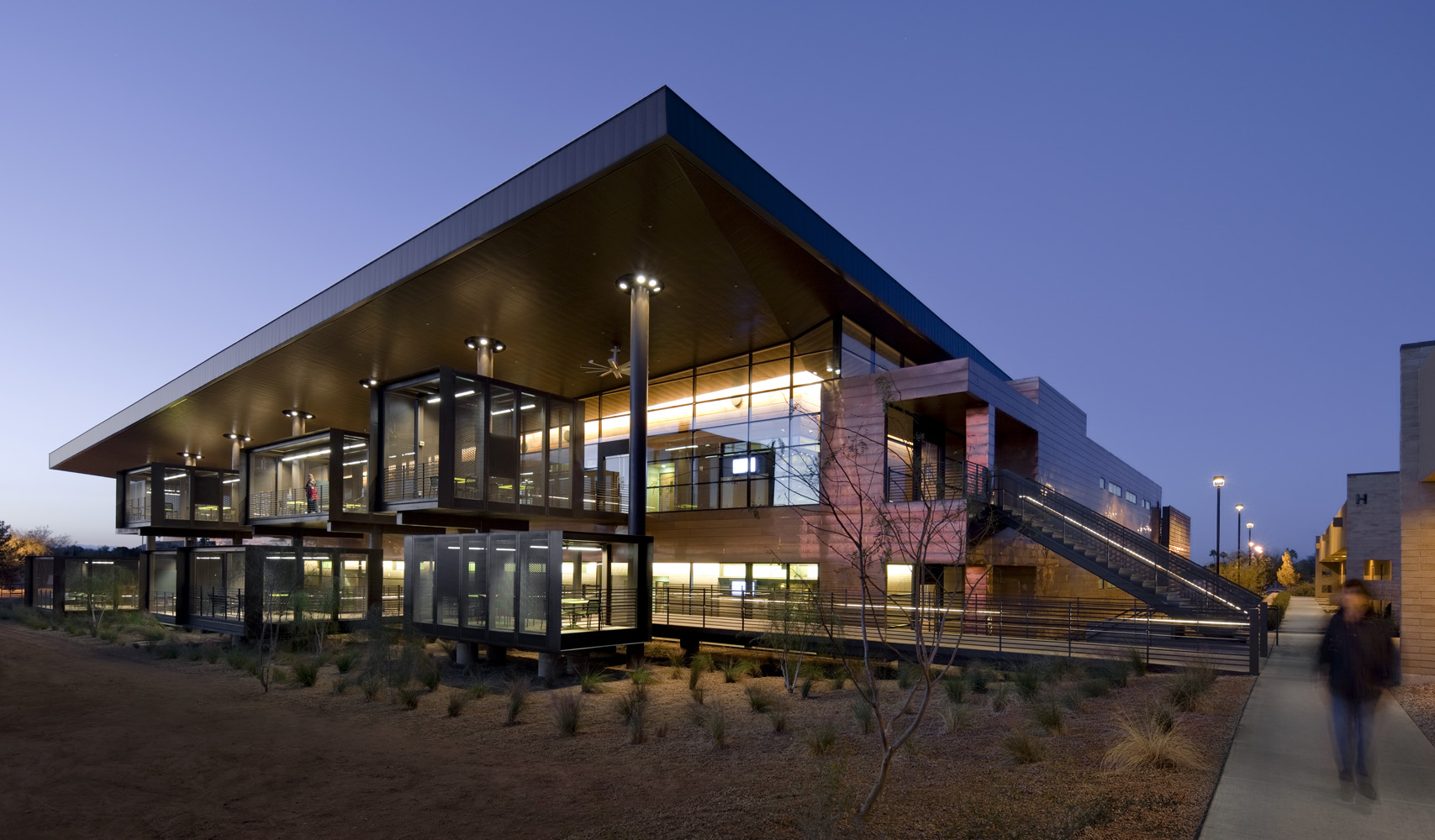 Paradise Valley Community College Life Science Building