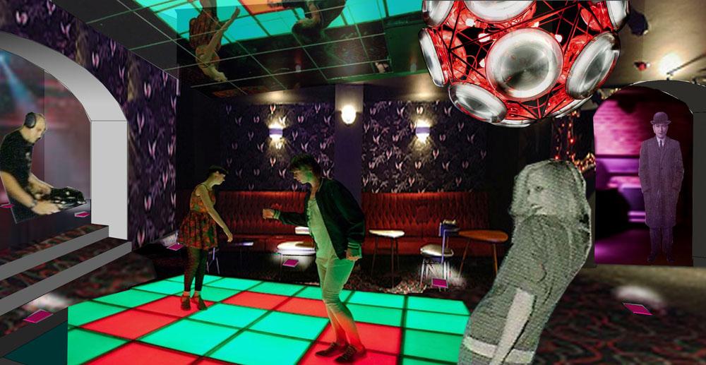Multipurpose room - disco
