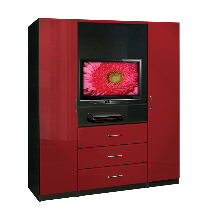 Aventa TV Armoire By Contempo Space