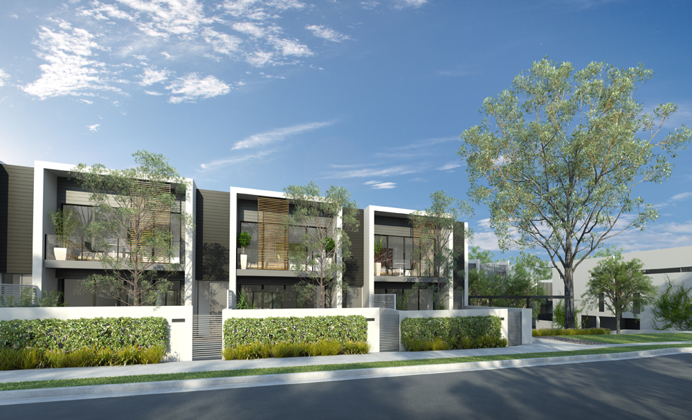 'Elevation' Townhouses