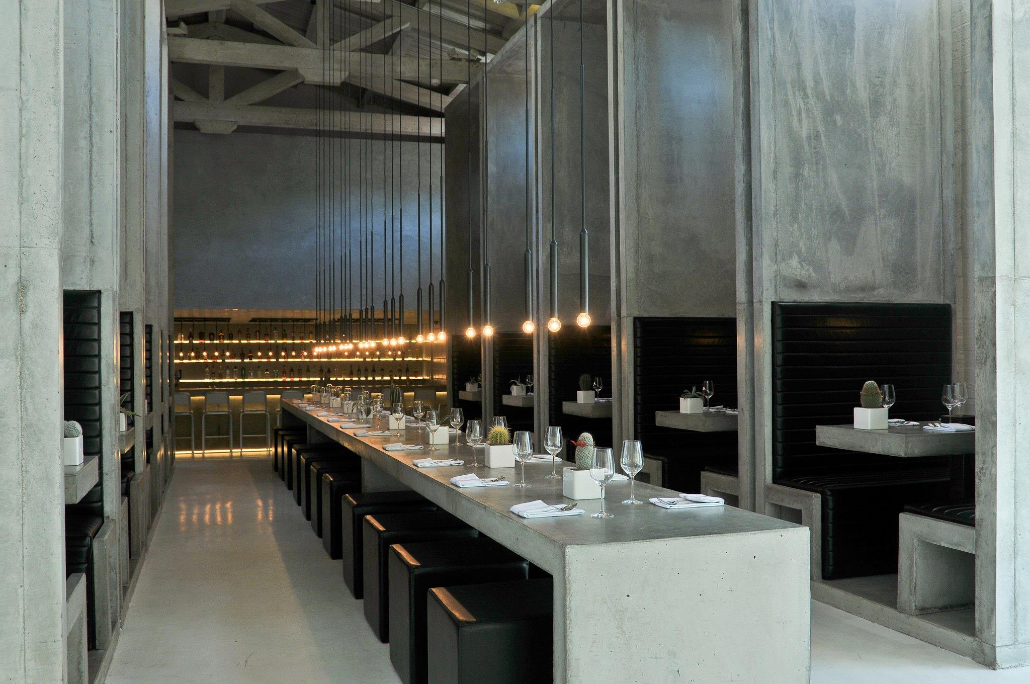 Workshop Kitchen Bar Soma Architects Archello