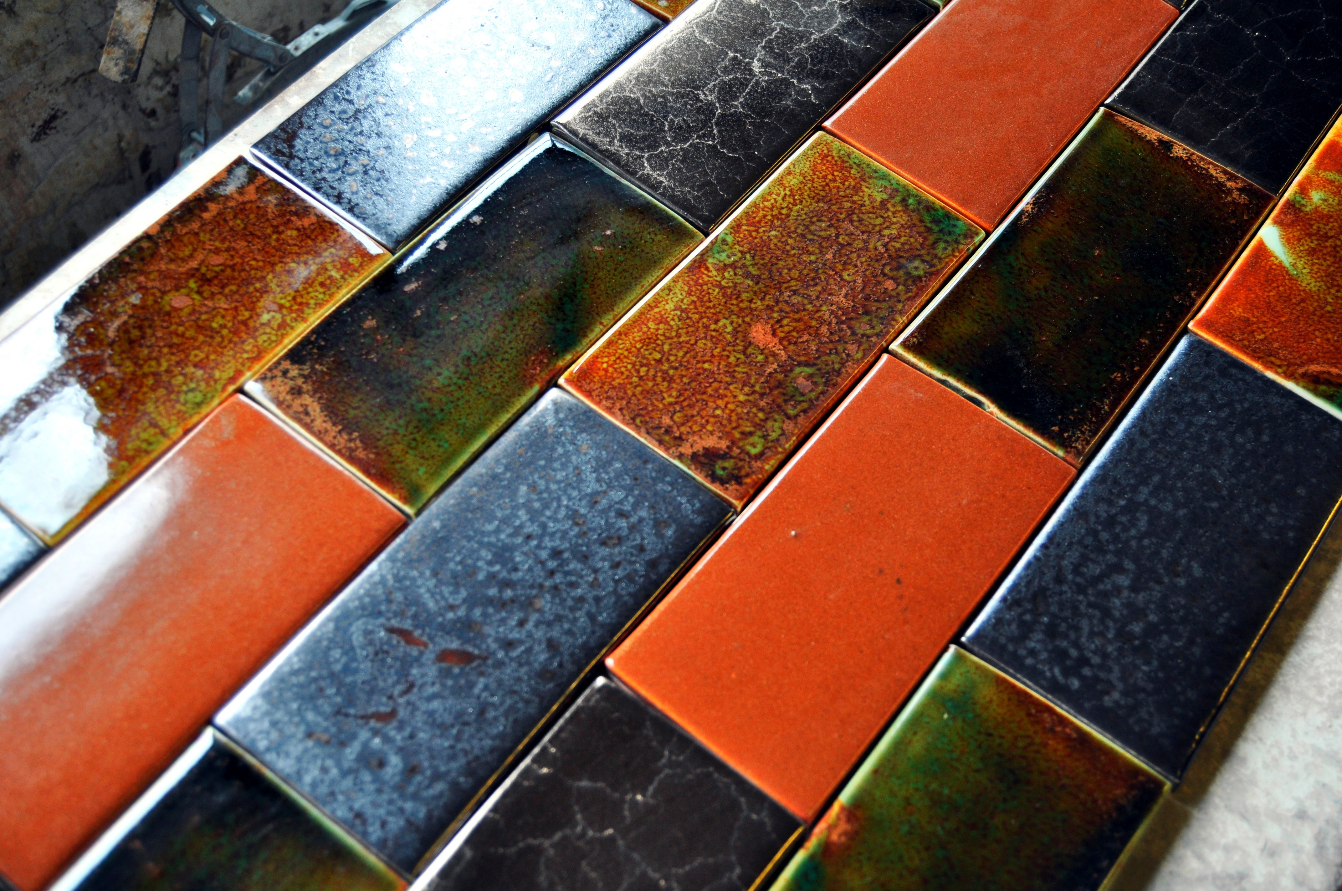 Ceramic tile glazing columbialabelsfo hand glazed tiles floor and decorations images floor and dailygadgetfo Images