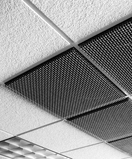 Banker Wire Reveal Ceiling Tiles Banker Wire Archello