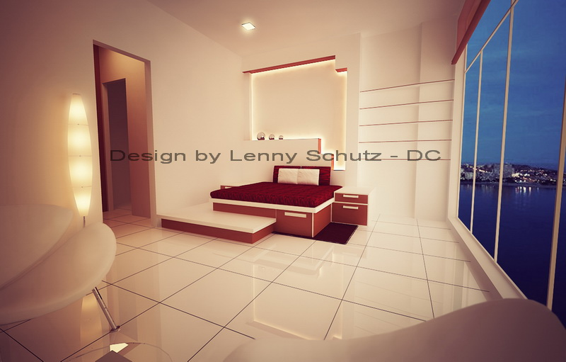 interior design by DC