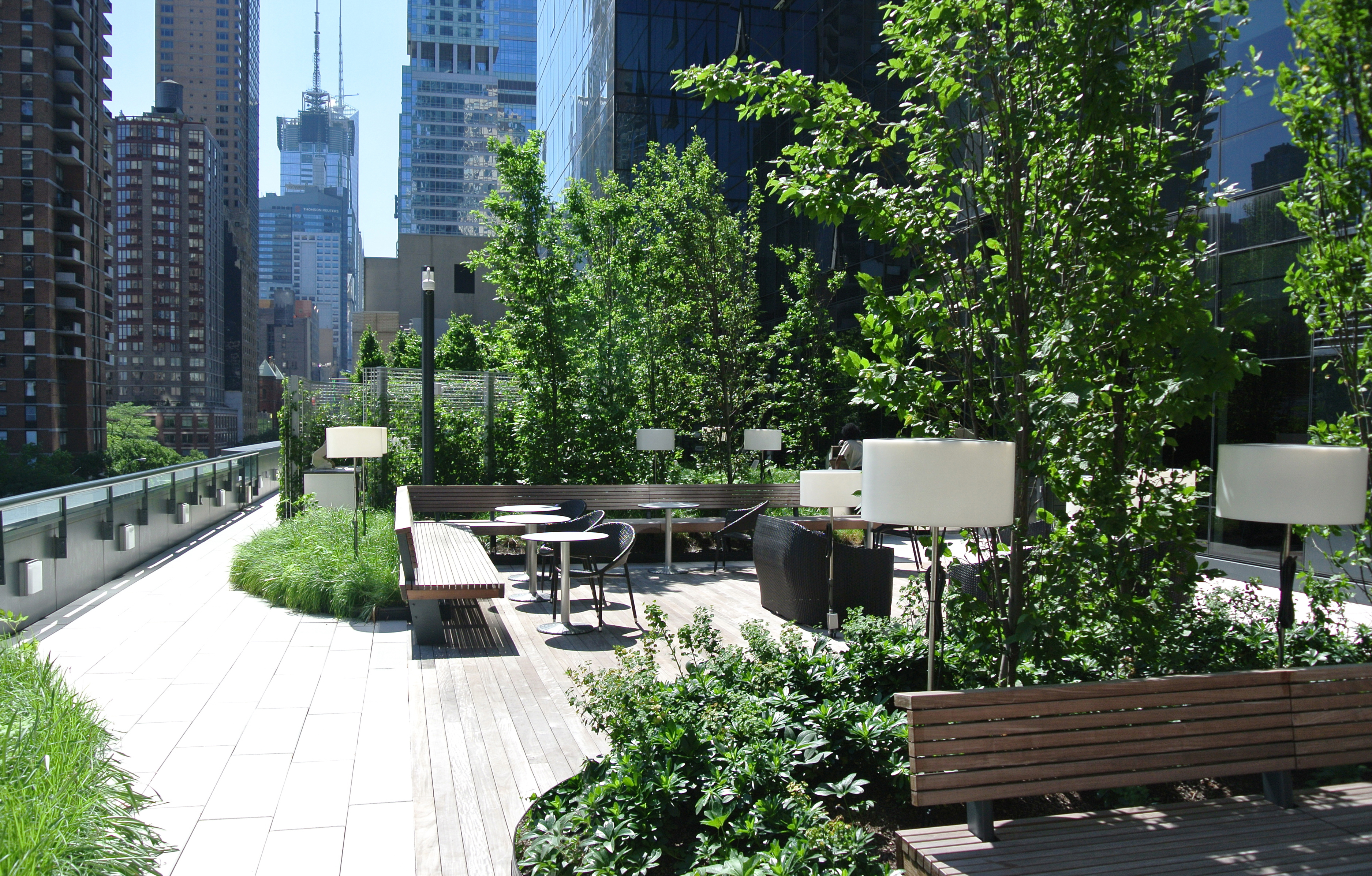 MiMA - Mixed Use - Roof Terrace Commons & Streetscape ...