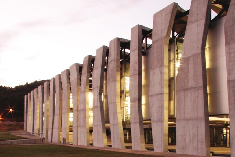 Spinpark cultural and enterprise center cerejeira - Atelier arquitectura ...