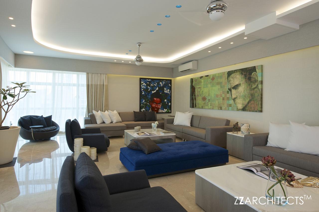 High End Apartment Zz Architects Archello