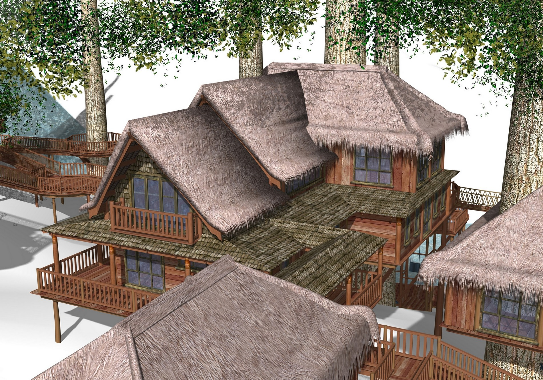 Royal Tree House Hotel Blue Forest Media Photos And Videos 1 Archello