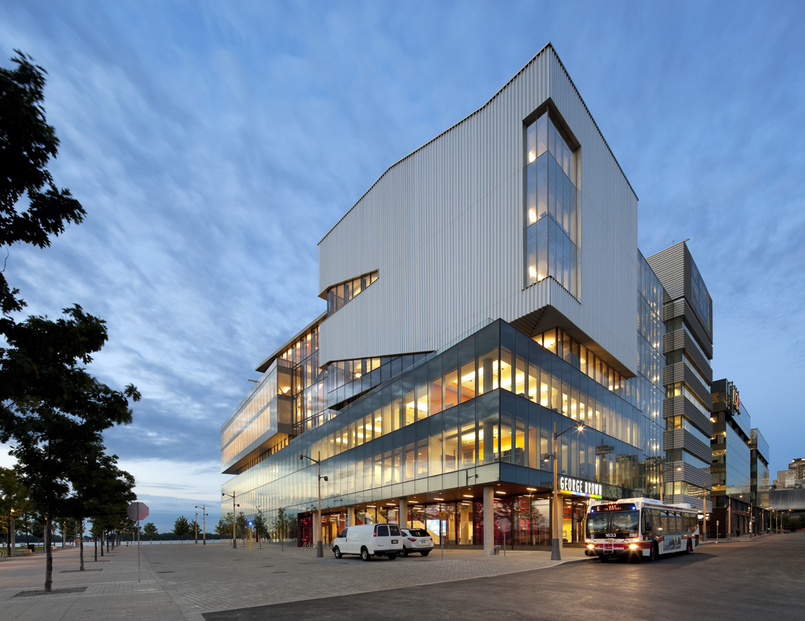 George Brown College Waterfront Campus | KPMB Architects | Archello