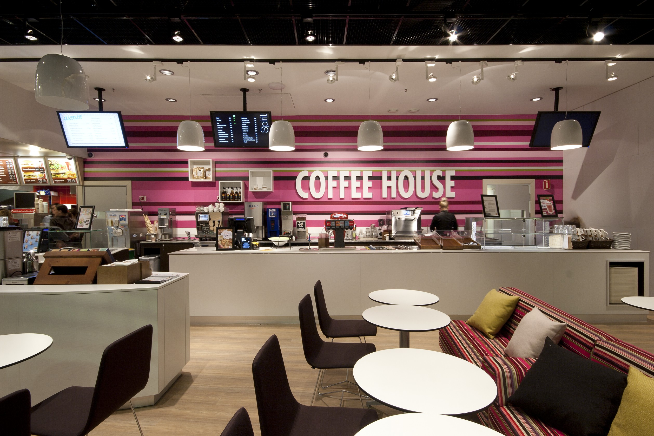 coffee house chain amerikka design practice ltd archello rh archello com coffee house design trend coffee house design clipart