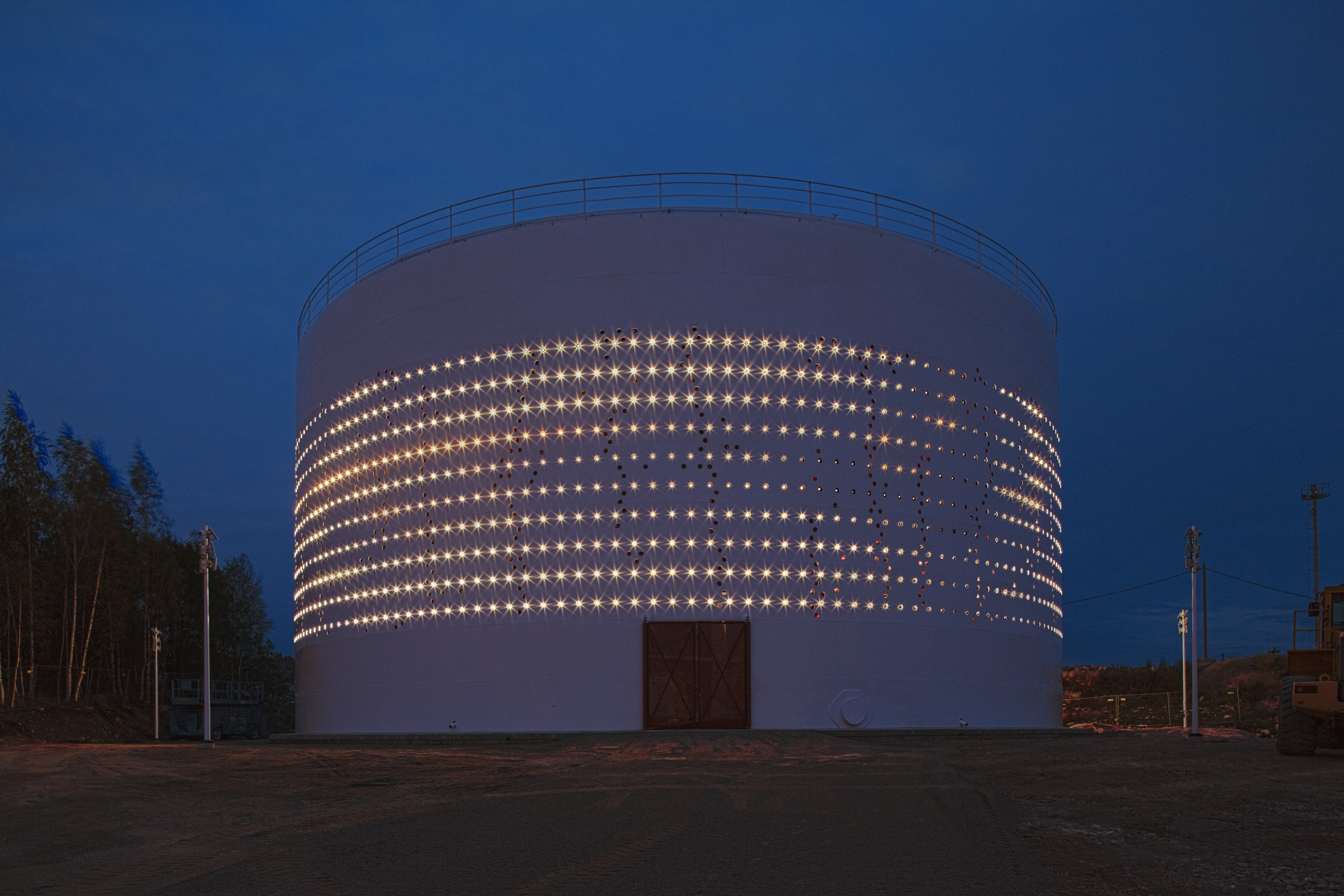 Silo lighting design collective archello