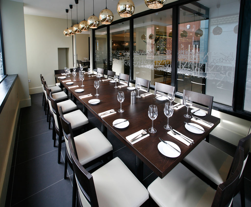 Ponte Nuovo Italian Restaurant London Blenheim Design Ltd Medias Photos Et Videos 5 Archello