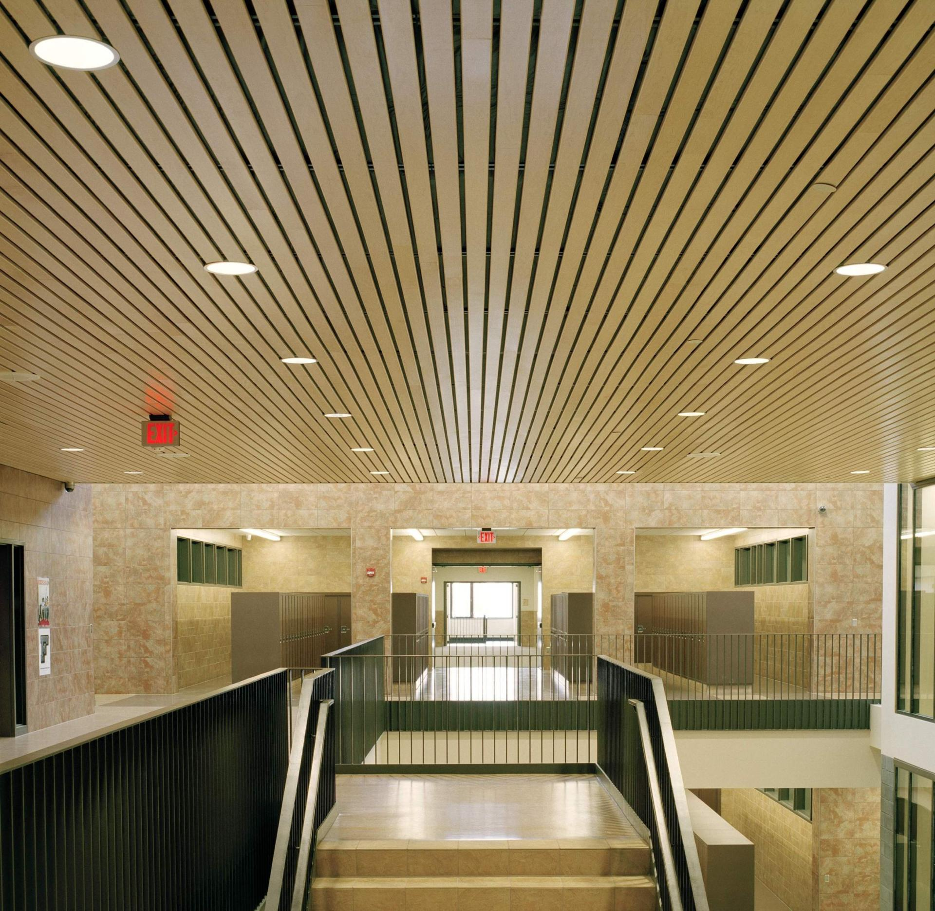 Chanhassen High School Hunter Douglas Architectural Usa