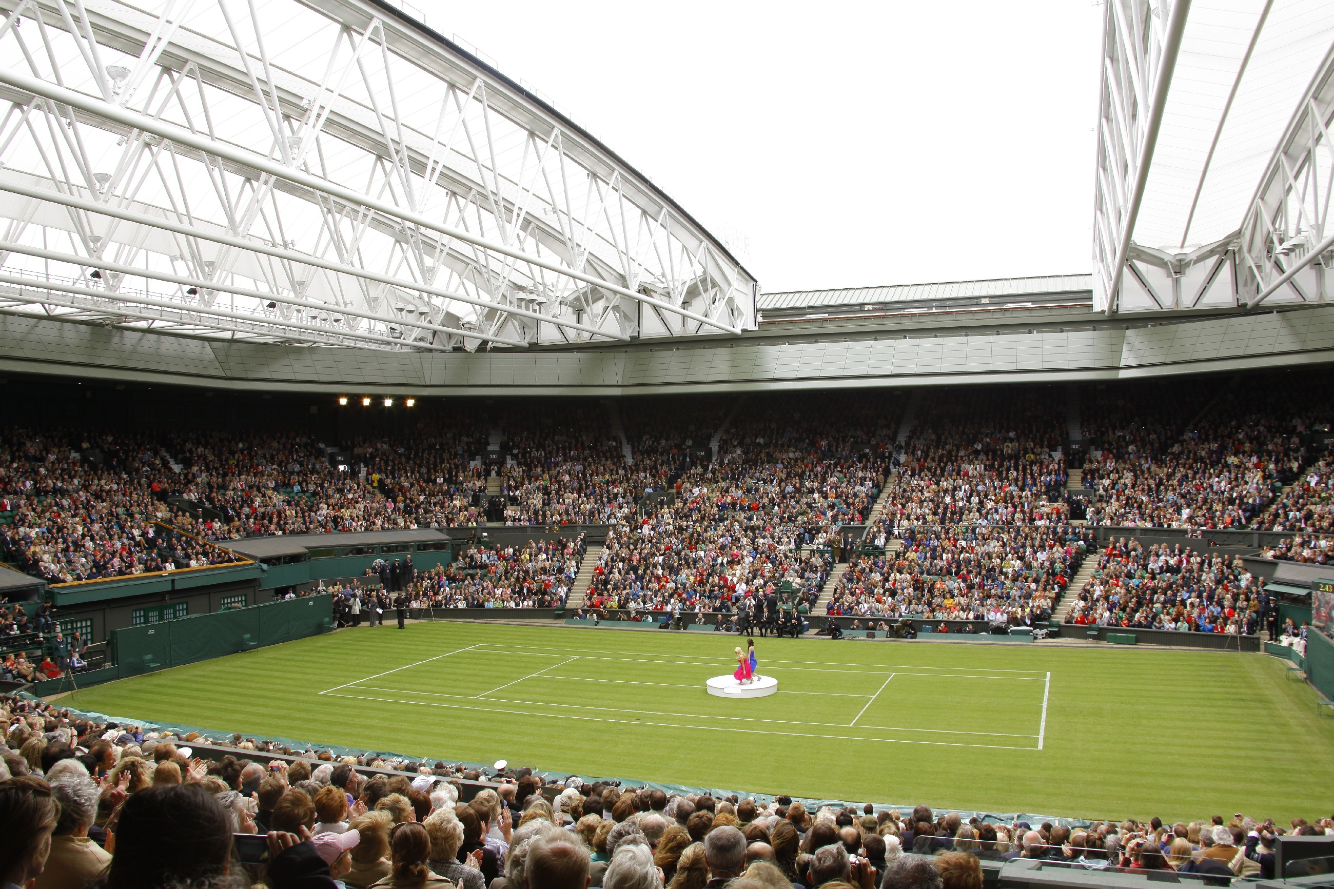 Wimbledon Centre Court Sefar Archello