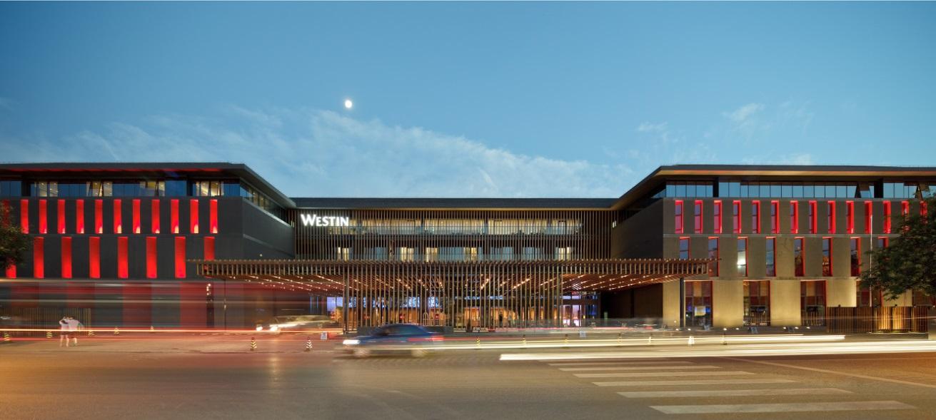 Xi an westin museum hotel neri hu design and research for Design hotel xian