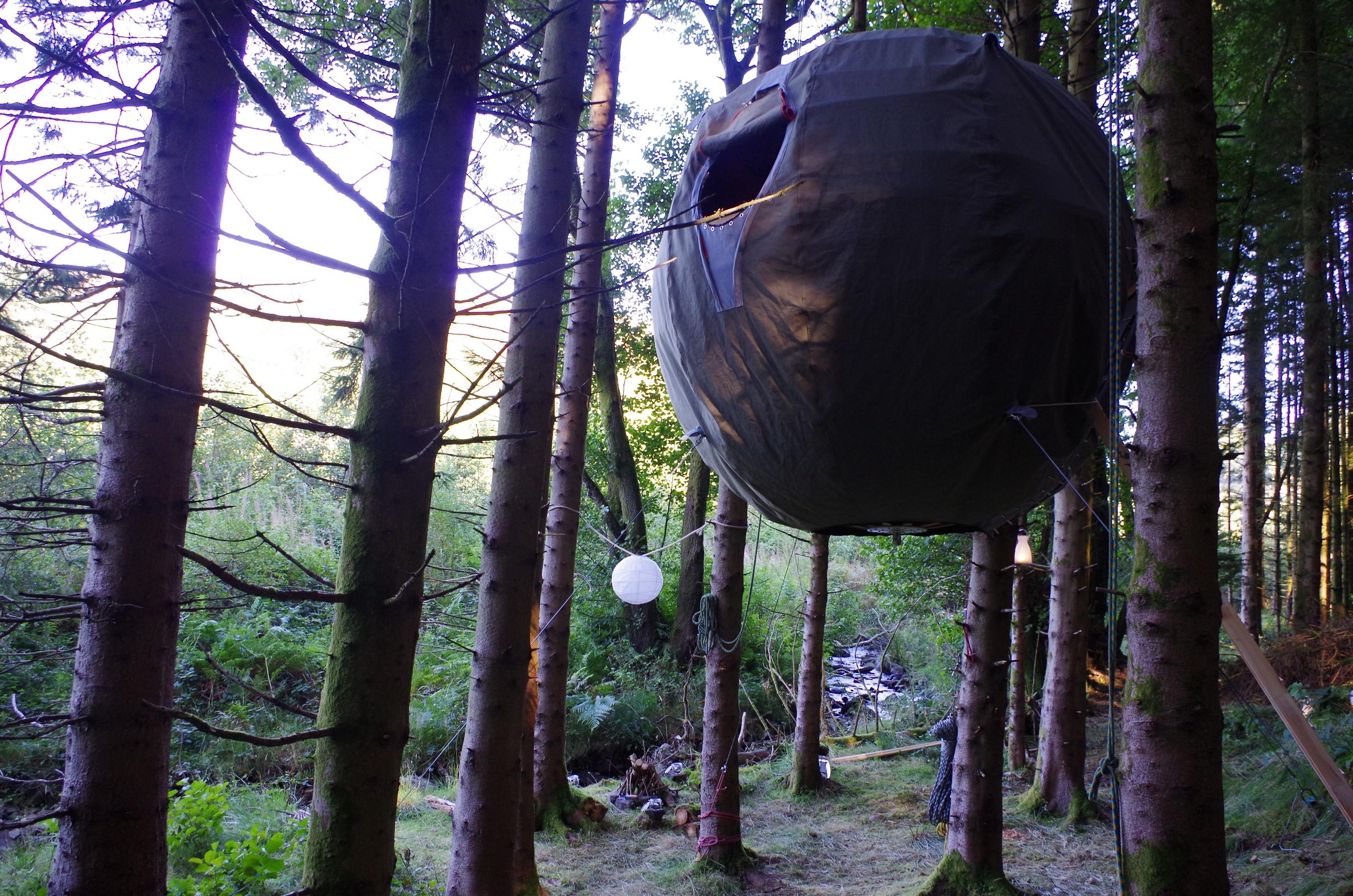& Tree Tents   Luminair   Archello