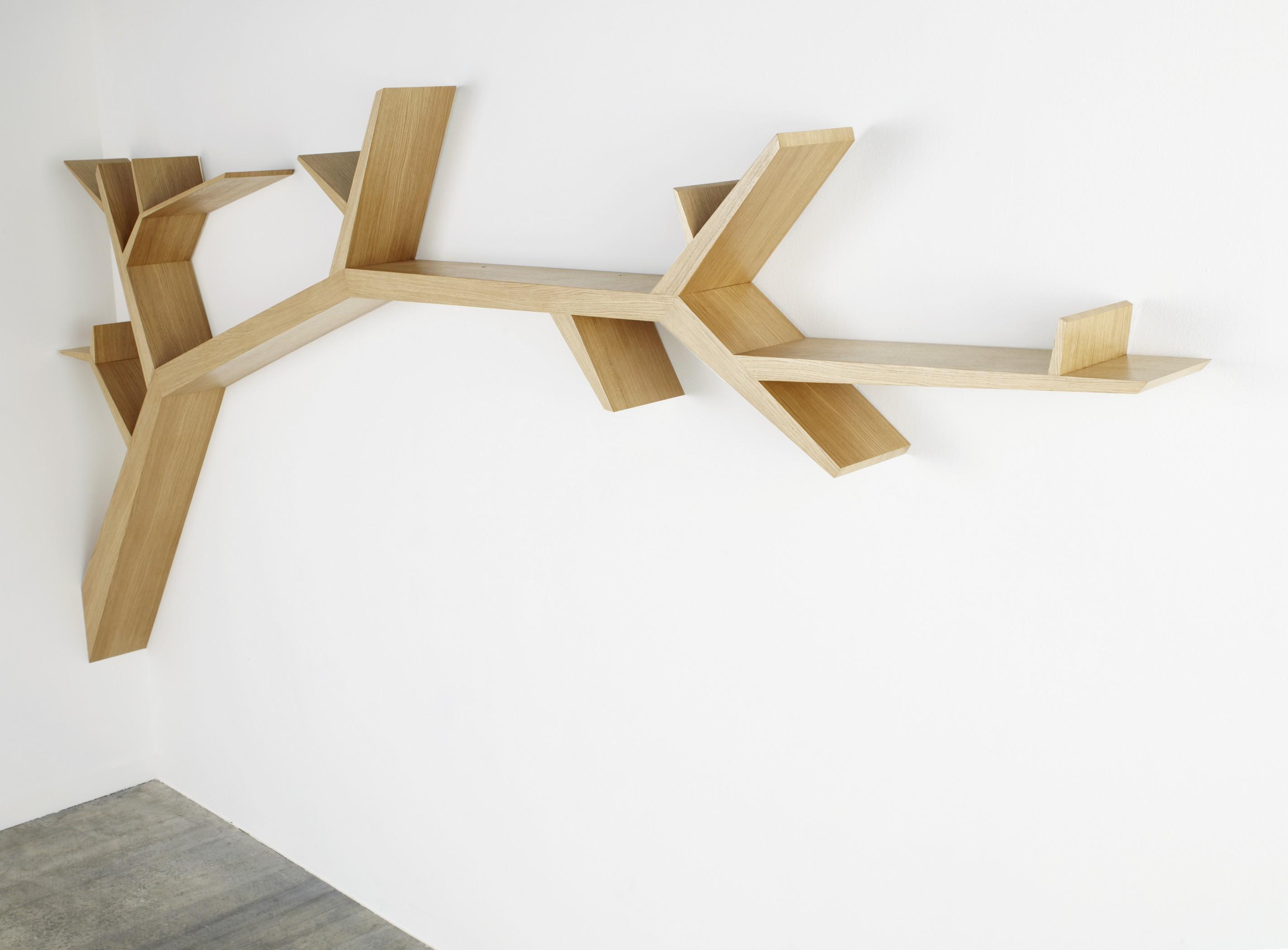 Tree Branch Bookshelf Da Olivier Dolle Archello