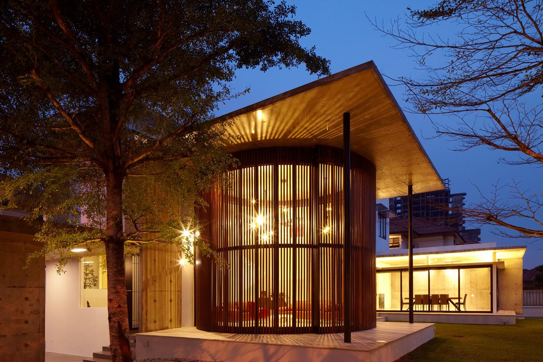 Voila House Fabian Tan Architect Archello