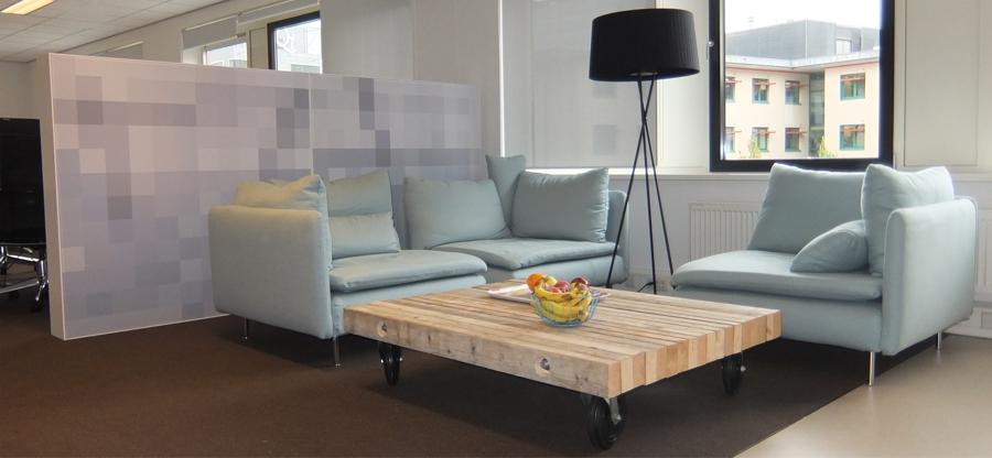 Acoustic room dividers acoustic desk dividers by CVOUSPLAIT Archello