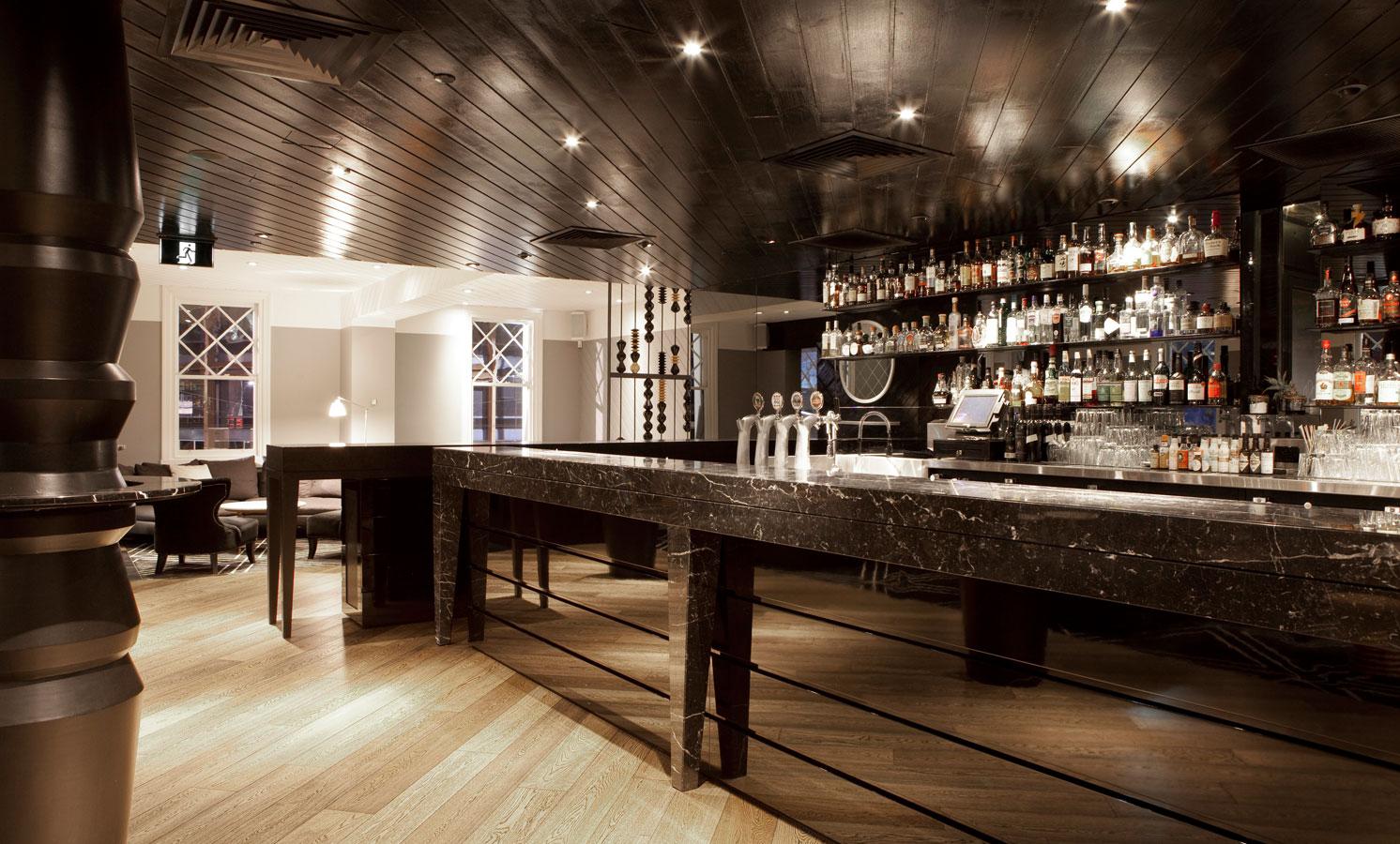 The Galley Room If Architecture Archello