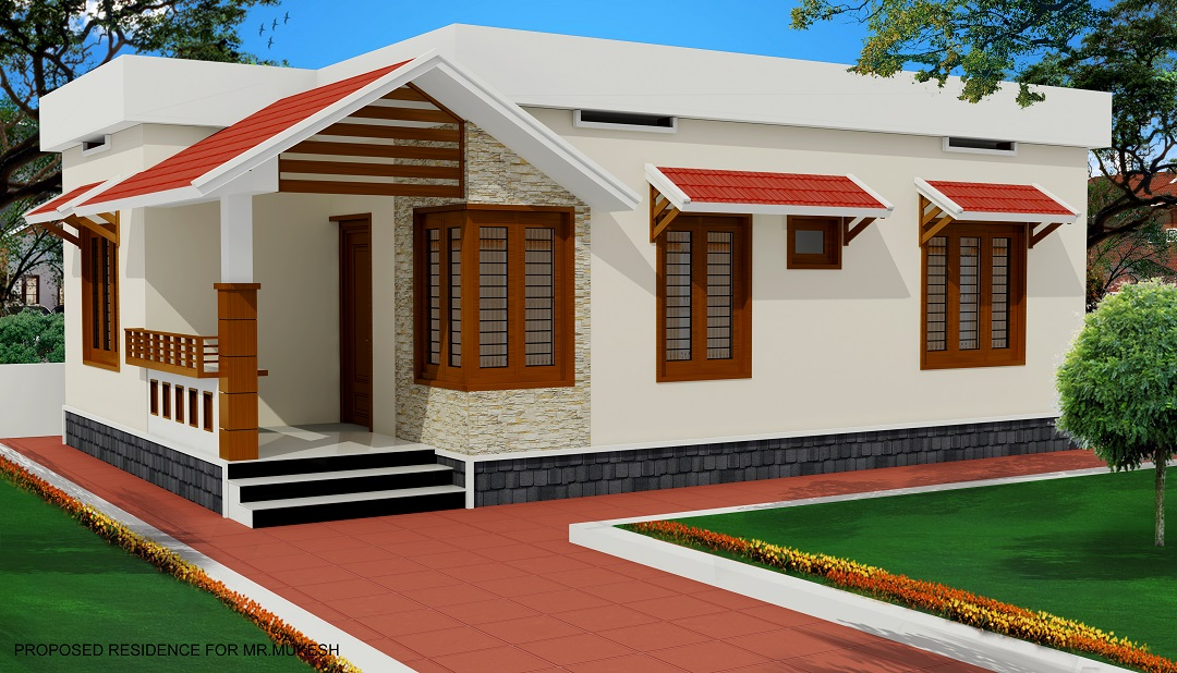 Home Design 700 Part - 15: Mr. Mukeshu0027s 2.9 Cent Recidents Project At Cheruvannur, Kozhikode. |  IDESIGN | Archello