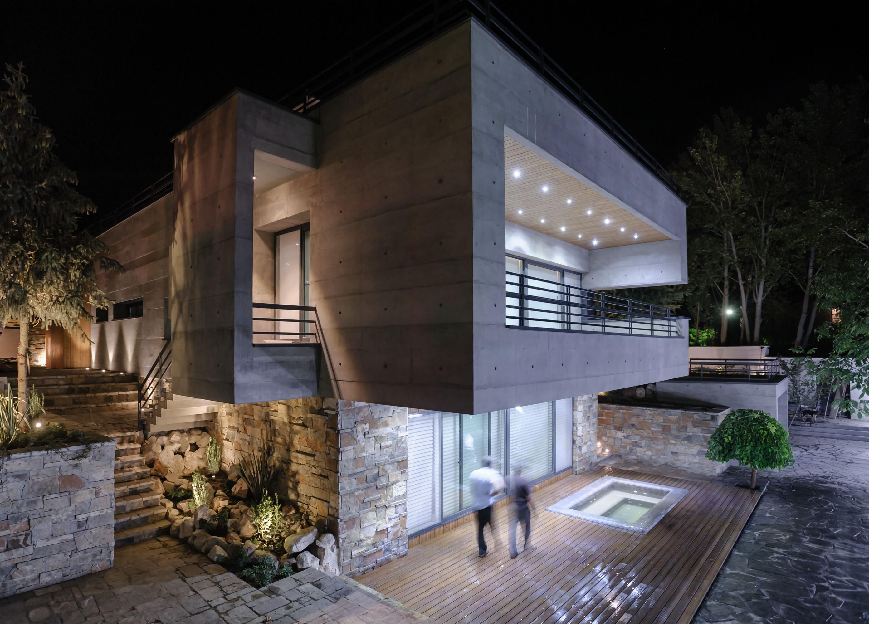 Villa in lavasan