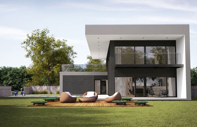 Nv residence ng architects archello for Planos de casas minimalistas
