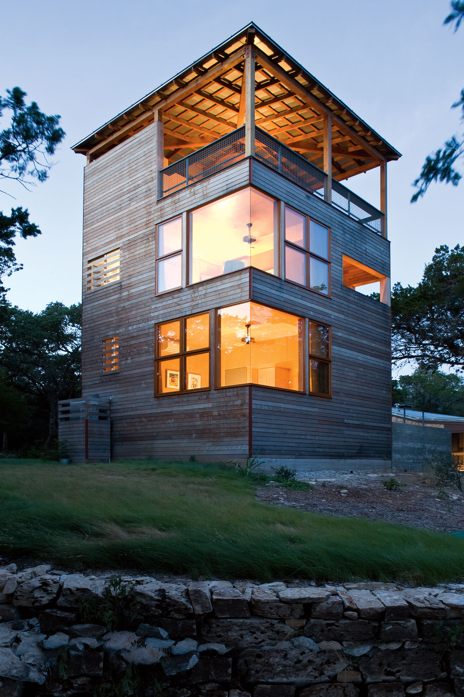 Tower House AnderssonWise Architects Archello