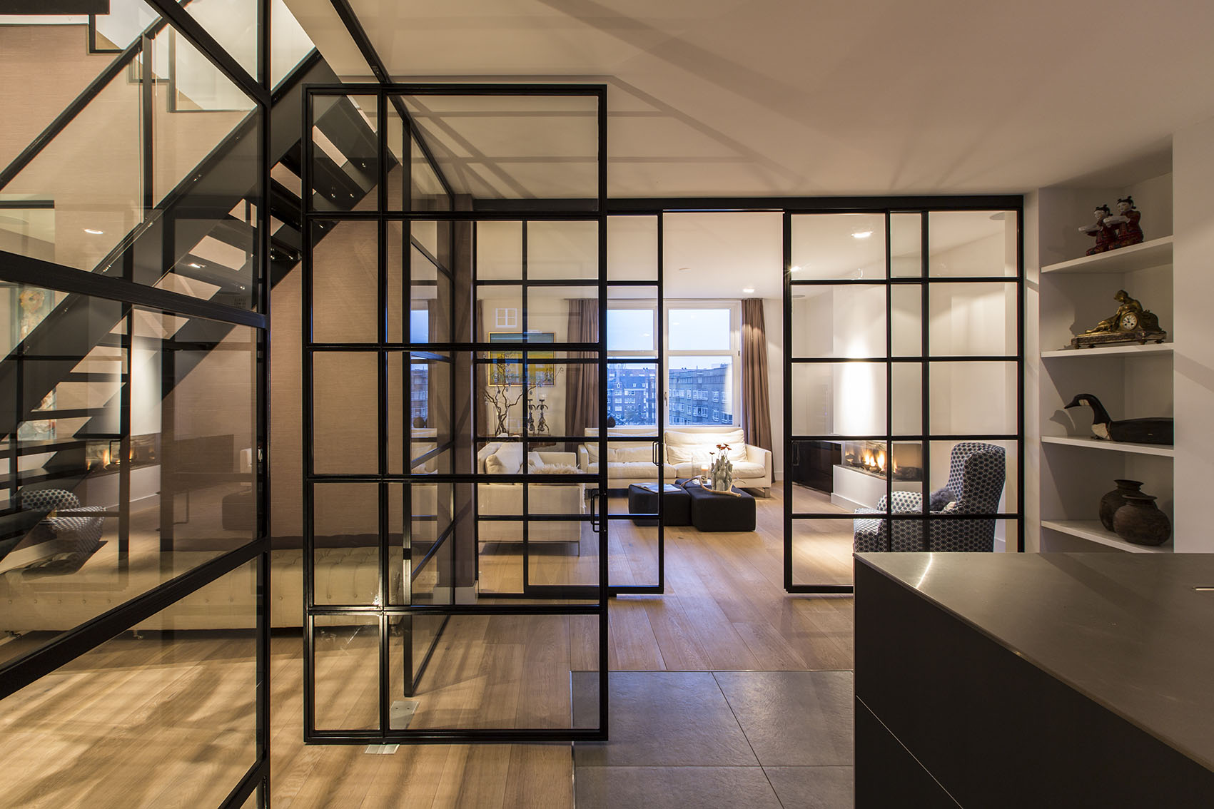 Amsterdam apartment denoldervleugels archello