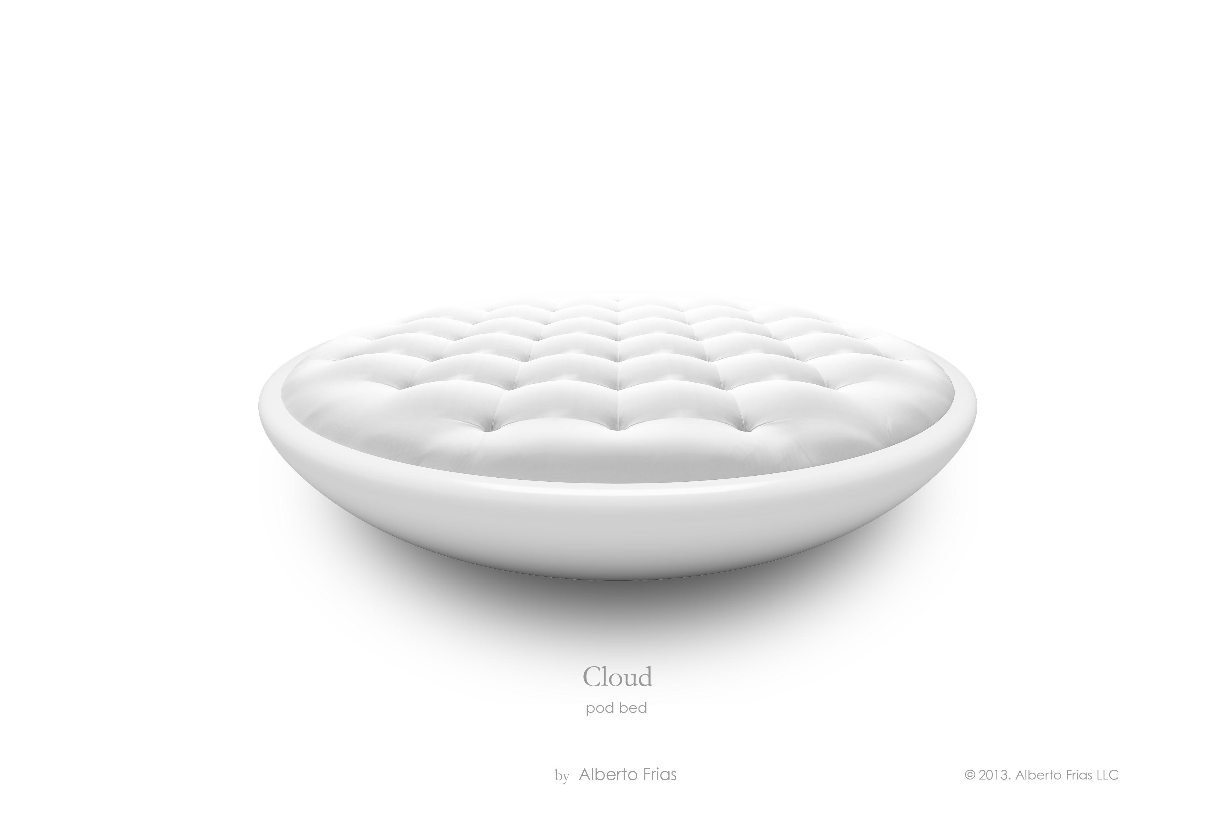 Cloud Pod Bed By Alberto Frias Archello